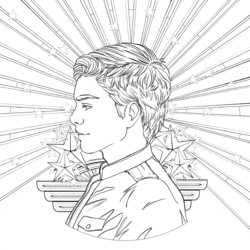 Coloring book character profile Thorne.png