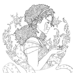 Coloring book character profile Winter.png