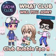Club Bubble Tea
