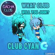 Club Cyan