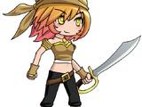 Pirate Jessie