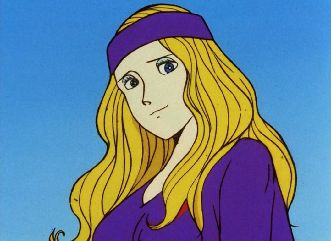 Linda (Farewell My Beloved Witch)
