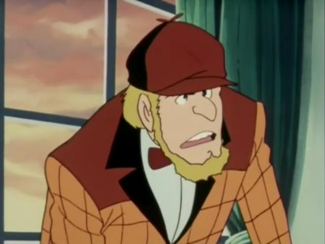 Holmes III (Find the Treasure of Lupin I)