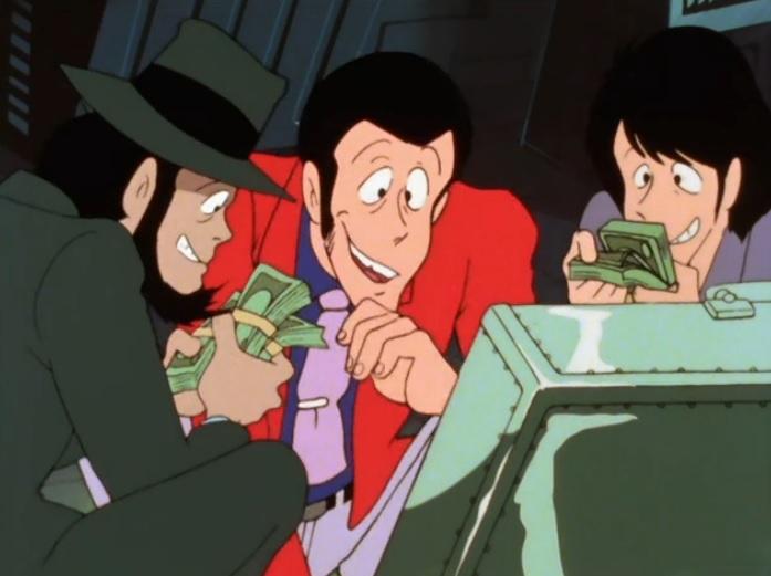 Fake Lupin III