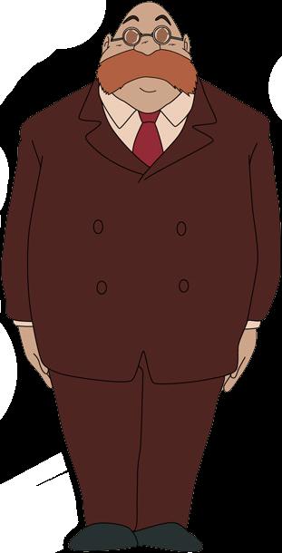 Professor Lonebach
