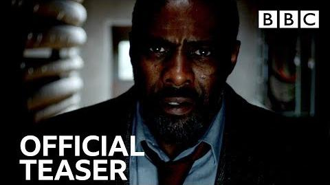 LUTHER Series 5 EXCLUSIVE TEASER - BBC