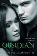 Obsidian cover, Italian