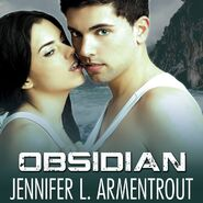 Obsidian cover, Audiobook