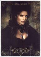 Mina Harker The Vampire