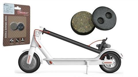 Cambio de Pastillas Ajuste Freno Xiaomi Mijia M365 Scooter 🛴 Disc Brake Replace mi scooter