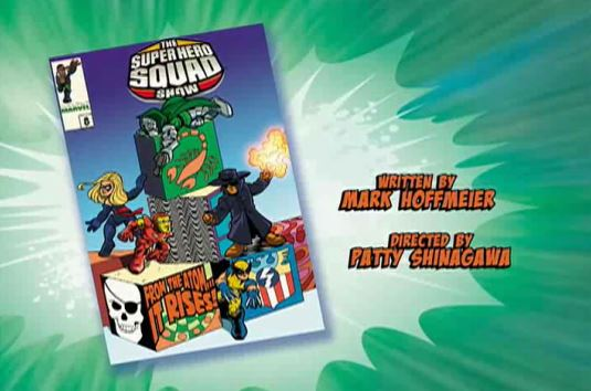 Super Hero Squad Sezon 1 8