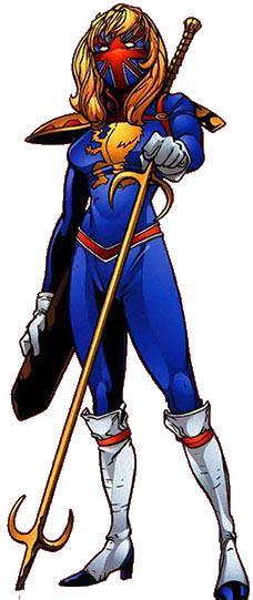 Kelsey Leigh (Ziemia-616)