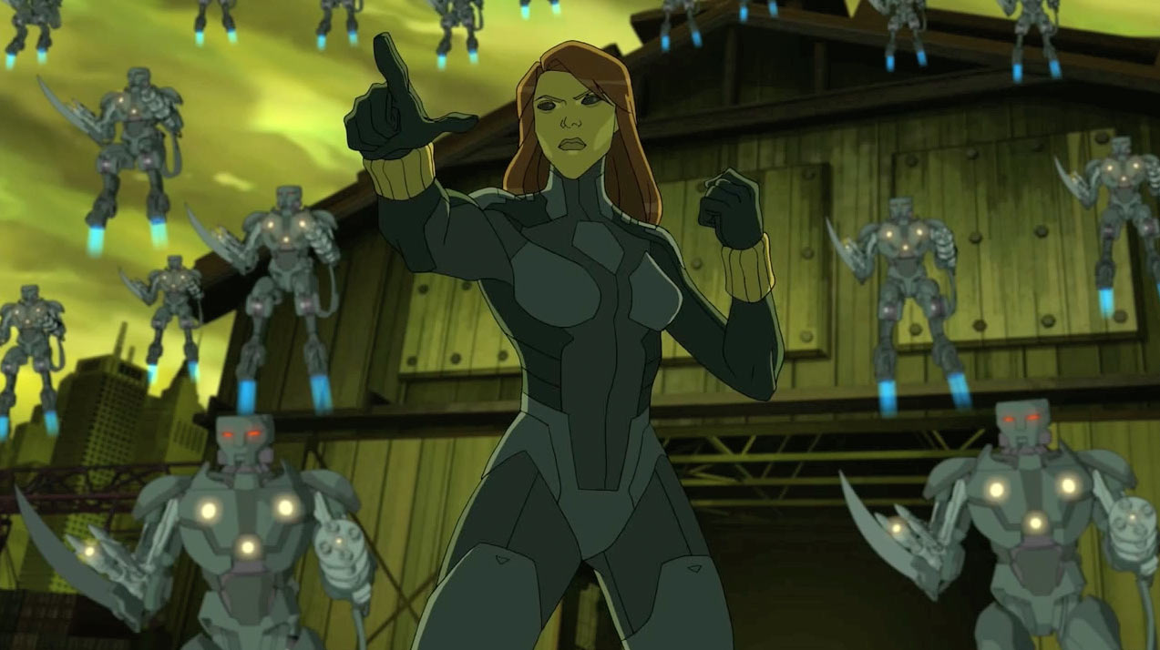 Avengers: Zjednoczeni Sezon 1 15