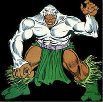 Man-Ape 2
