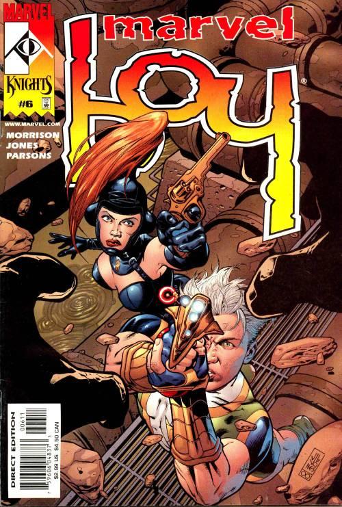 Marvel Boy Vol. 2