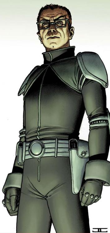 Henry Gyrich (Ziemia-616)
