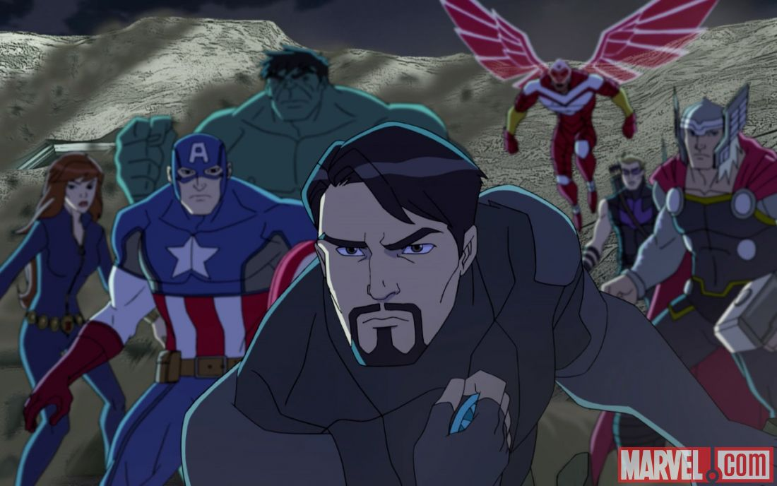 Avengers: Zjednoczeni Sezon 1 26