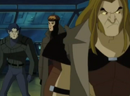 Wolverine sabertooth gambit teamup