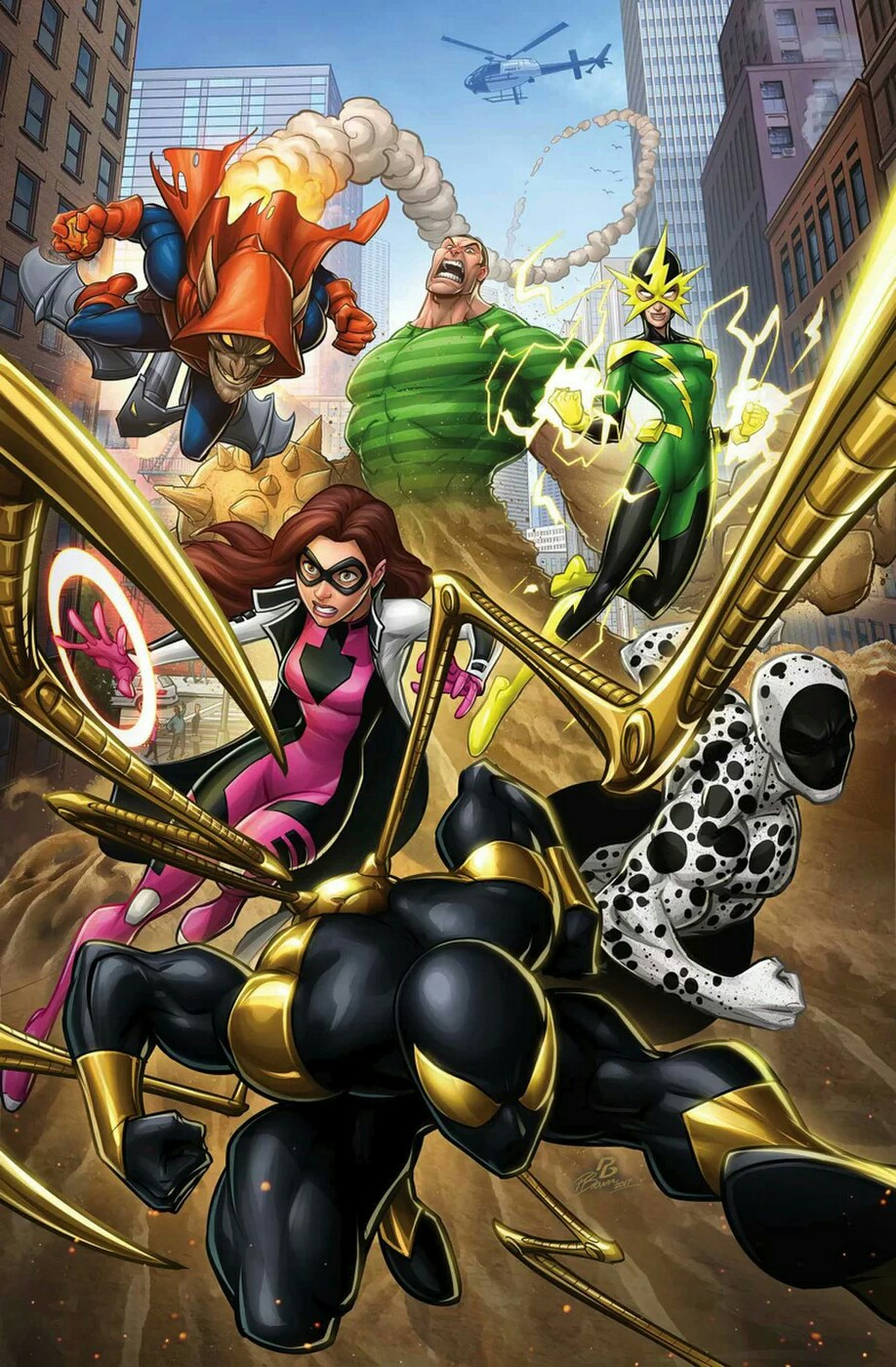 Sinister Six (Ziemia-616)
