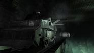 Танк Рейха в Metro 2033