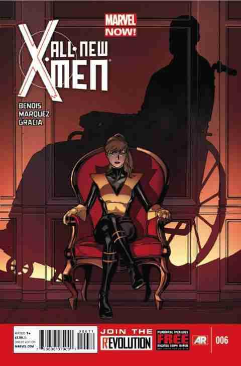 All-New X-Men Zeszyt 6