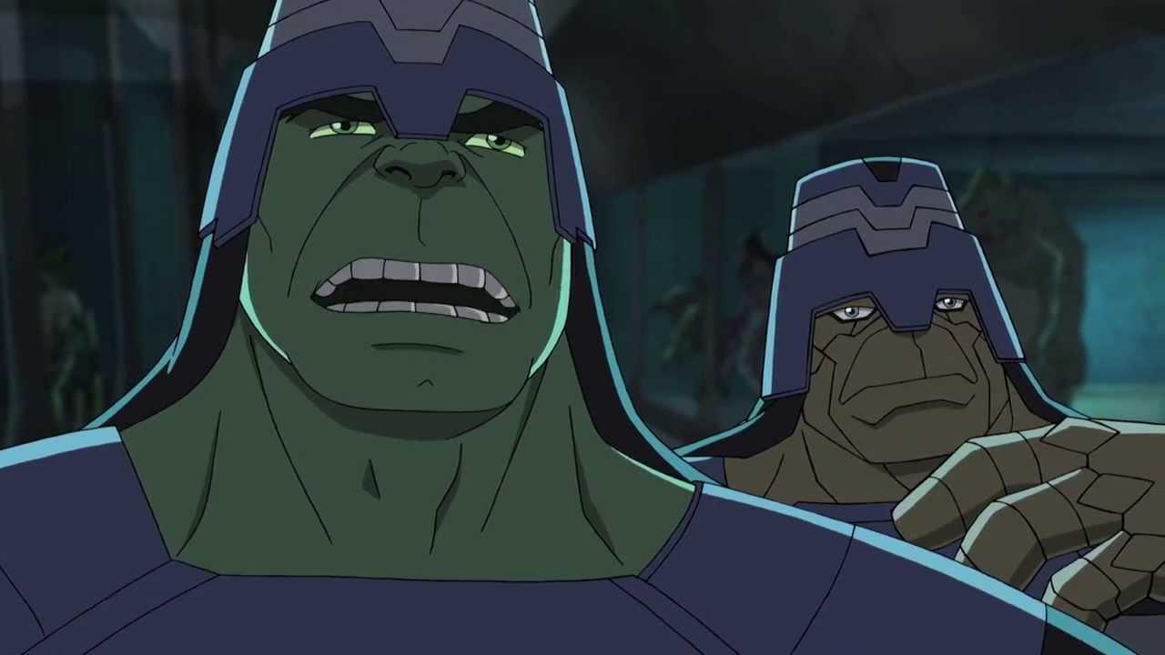 Hulk i agenci M.I.A.Z.G.I. Sezon 1 12