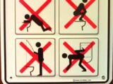 Rules for the Toilet