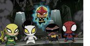 Itsy Bitsy Spider-Man Group
