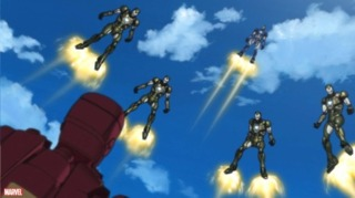 Marvel Anime 1 10