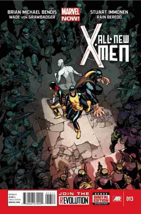 All-New X-Men Zeszyt 13