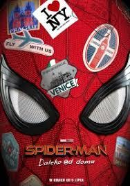 Spider-Man: Daleko od domu (Film 2019)