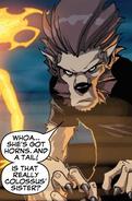 Nicholas Gleason (Earth-616) from New X-Men Vol 2 39