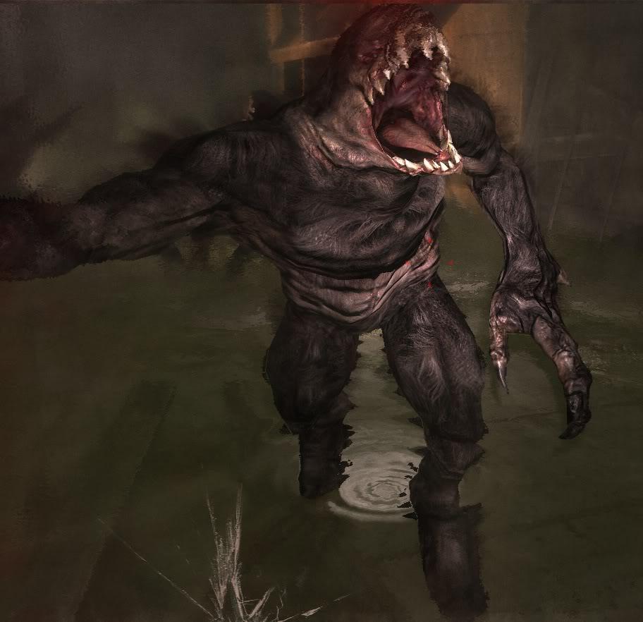 Чёрный упырь (Metro 2033)