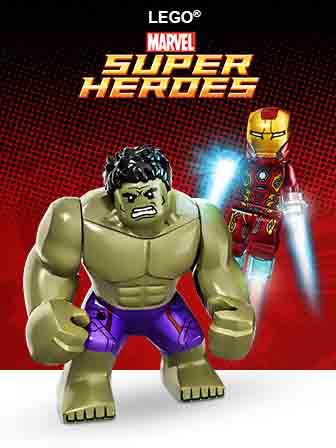 Minifilmy LEGO Marvel