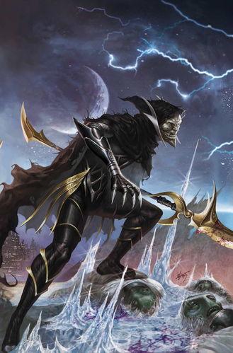Corvus Glaive (Ziemia-616)