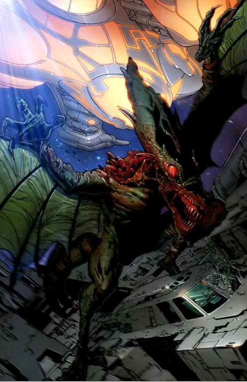 Karl Lykos (Ziemia-616)