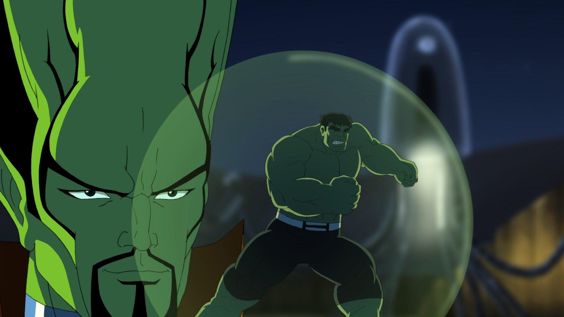 Hulk i agenci M.I.A.Z.G.I. Sezon 1 7