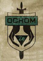 ОСКОМ - эмблема