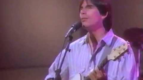 """""""In the Shape of a Heart"""" Jackson Browne 1986"""