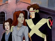 Mutant Crush- Jean & Scott with Kitty