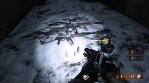 Metro 2033 Redux -- как найти Сайгу-12 how to find the Saiga-12