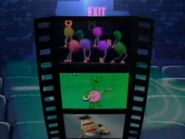 Sing Yourself Sillier at the Movies intro filmstrip 1