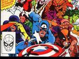 Marvel Superheroes Secret Wars Zeszyt 1