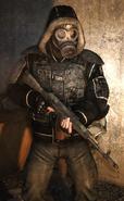 Сталкер Рейха в Metro 2033 (1)