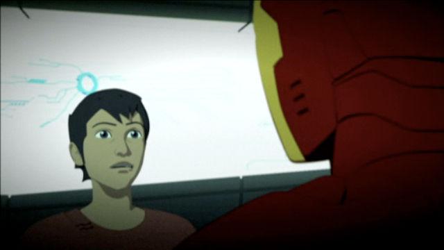 Iron Man: Armored Adventures 1 14
