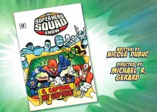 Super Hero Squad Sezon 1 11