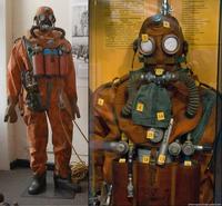 Прототип антирадиационного костюма