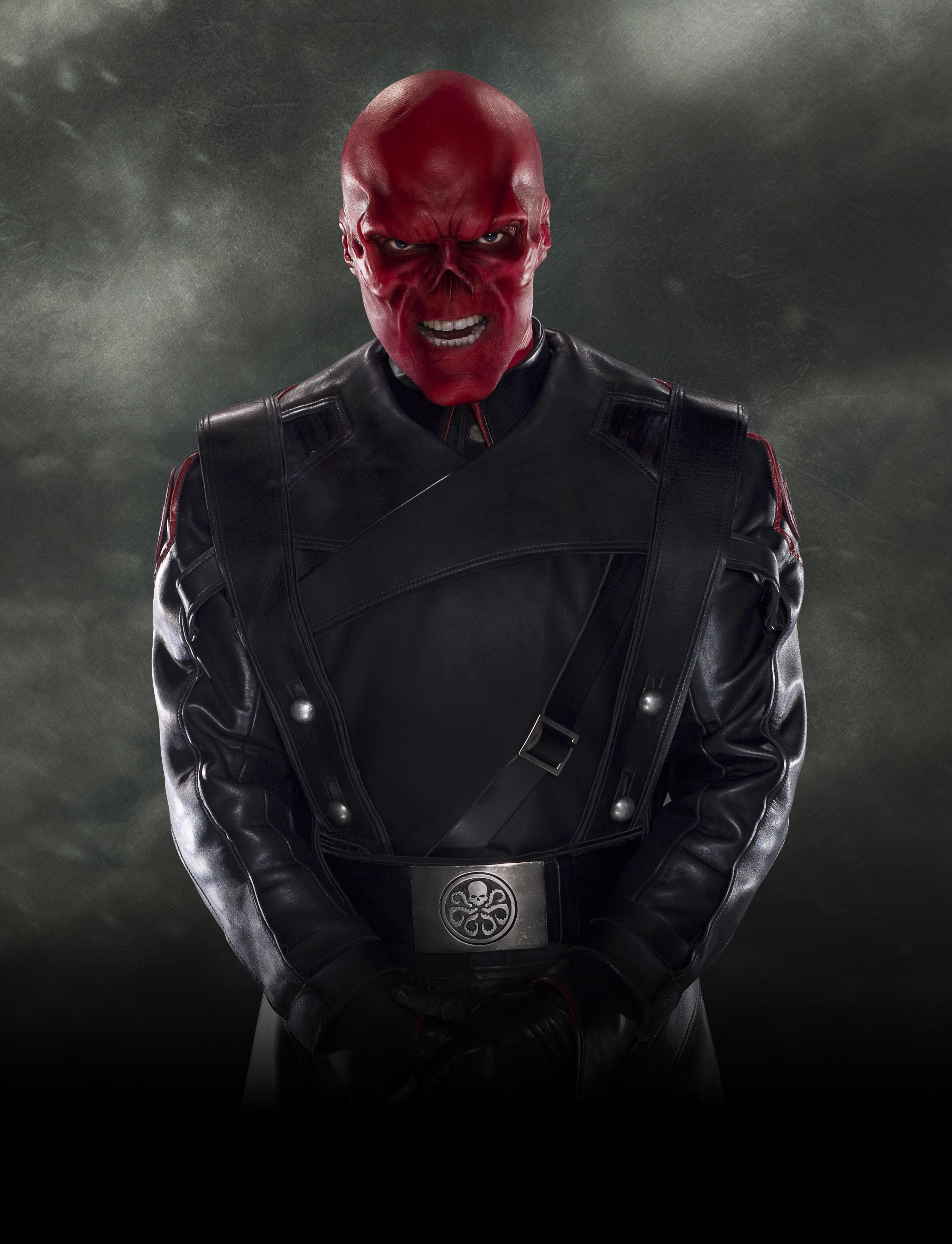 Czerwona Czaszka