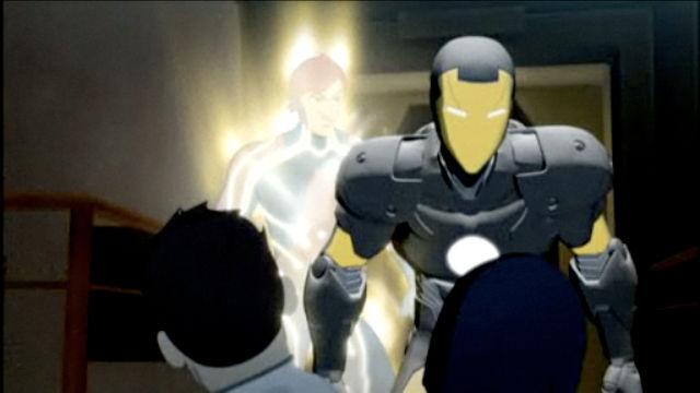 Iron Man: Armored Adventures 1 16