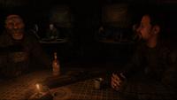 Борис и Женька в баре